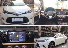 丰田 雷凌 2014款 1.6 无级 GL 领先版