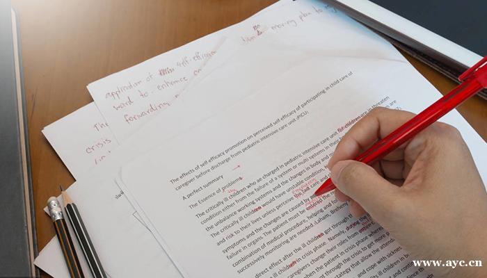 达晋编译:撰写科技论文摘要应注意的七方面错误